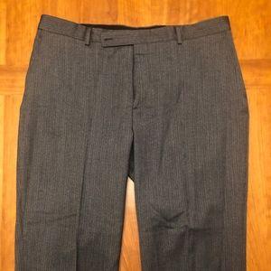 John Varvatos Grey Men's Dress Pants - Sz 54